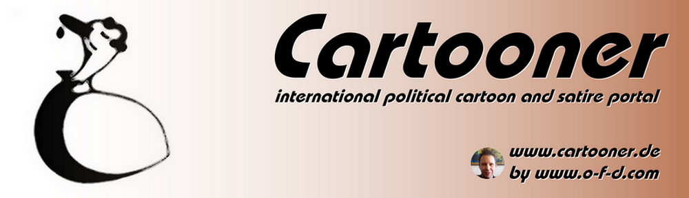 Cartooner : International political cartoon and satire portal